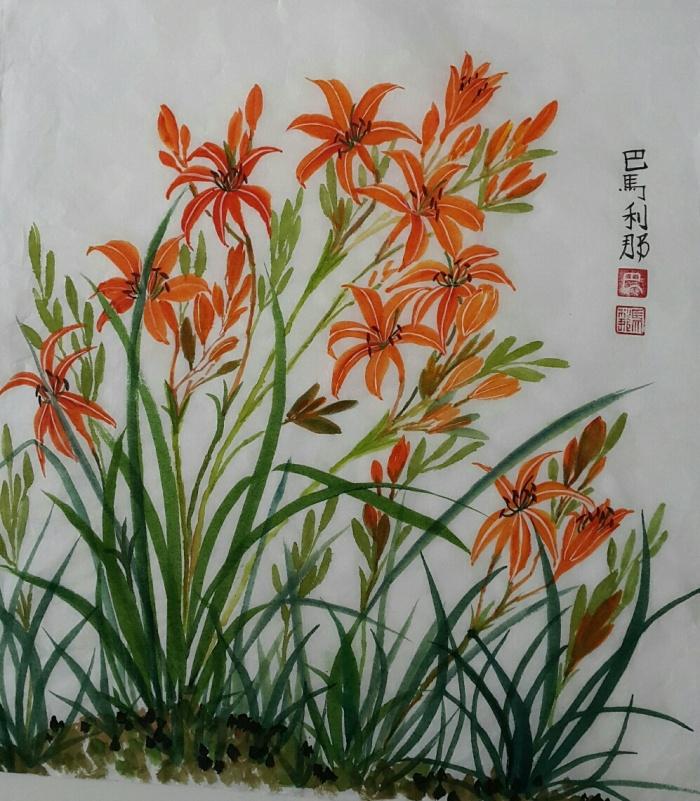 Tawny Daylilies.jpg